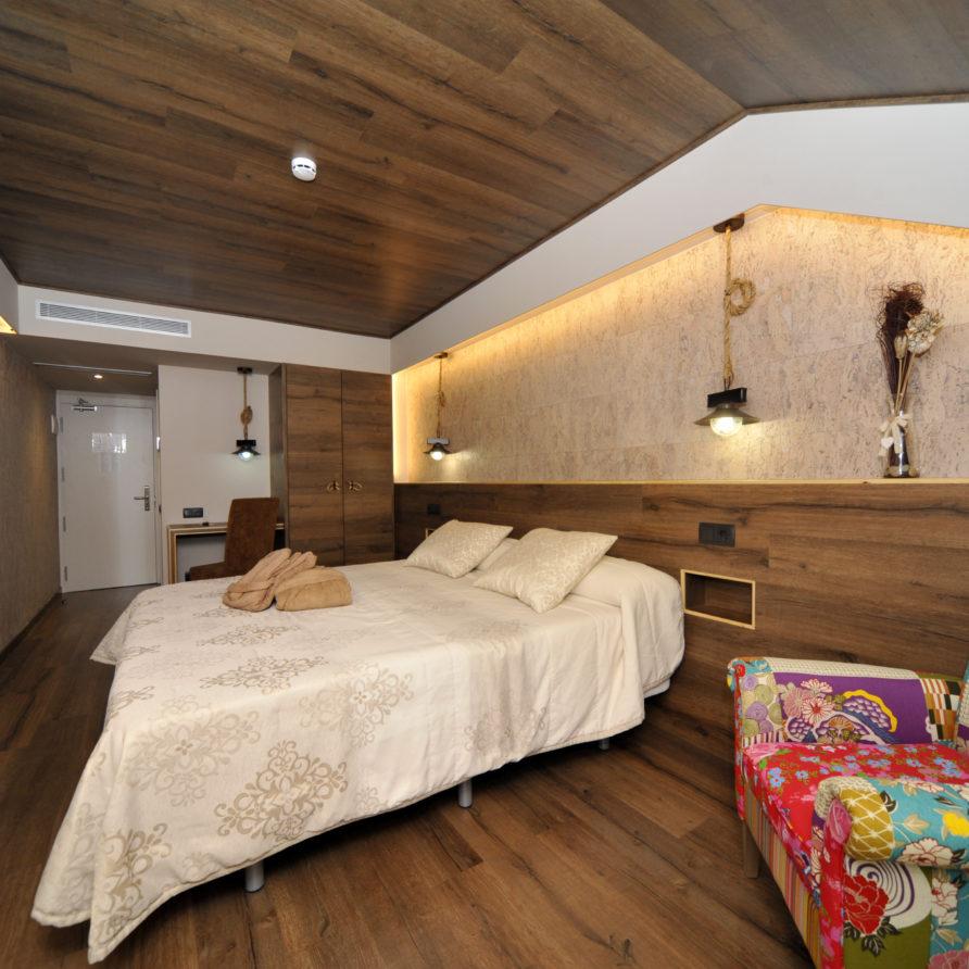 Hotel – Habitación Superior
